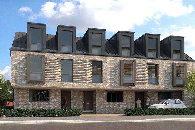 Thumbnail Terraced house for sale in Milton Road, Cambridge, Cambridgeshire