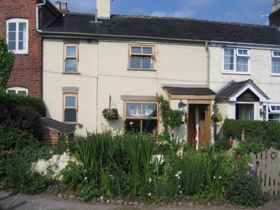 Thumbnail Terraced house for sale in Bibby Street, Rode Heath, Stoke-On-Trent, Cheshire