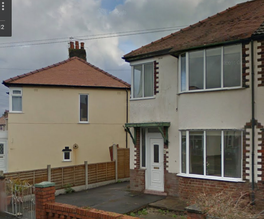 Thumbnail Semi-detached house to rent in Coniston Avenue, Blackpool