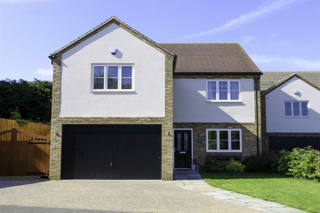 Thumbnail Detached house for sale in Chestnut Close, Rushden