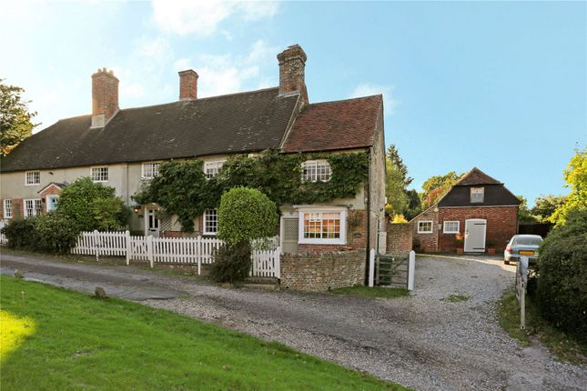 Thumbnail Semi-detached house for sale in Durrants, Chailey Green, Lewes, East Sussex