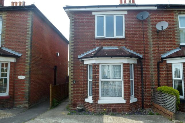 Thumbnail Semi-detached house to rent in Surrey Road, Southampton