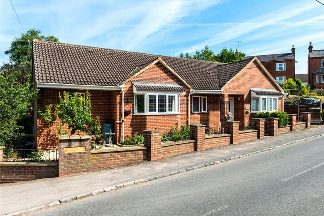 Thumbnail Bungalow for sale in Hancombe Road, Little Sandhurst, Berkshire