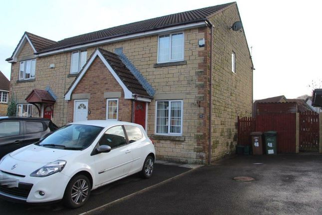 Thumbnail End terrace house for sale in Cwrt Nant Y Felin, Caerphilly