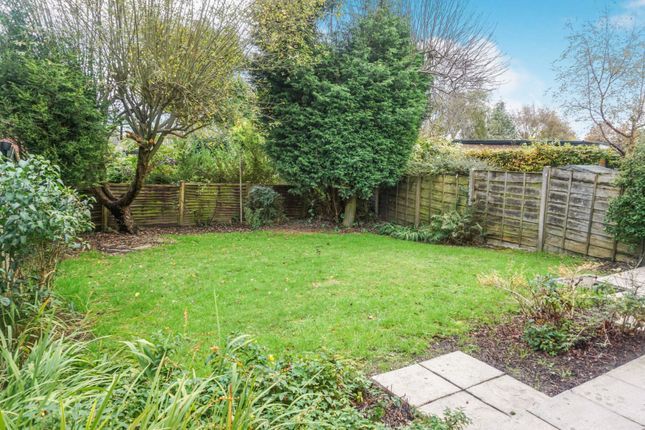 Garden of Redruth Avenue, Macclesfield SK10