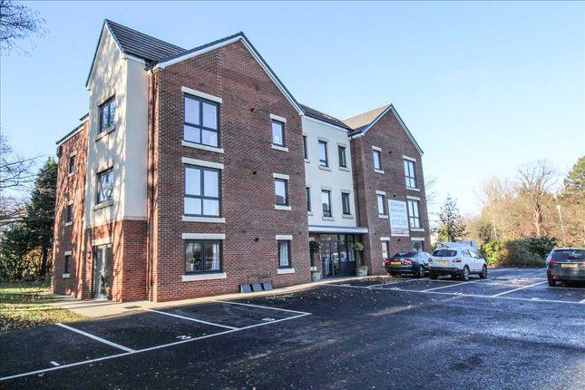 Thumbnail Flat to rent in Aston Court, The Fairways, Morpeth