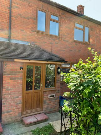 Thumbnail Detached house to rent in Huntsman Road, Ilford