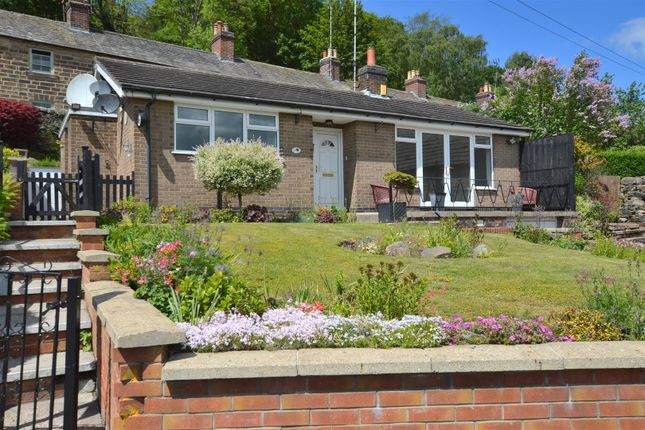 Thumbnail Detached bungalow for sale in Sunny Hill, Milford, Belper