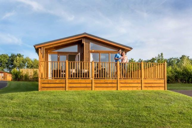 Thumbnail Lodge for sale in Chudleigh, Newton Abbot