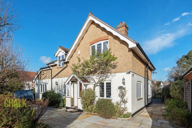 Thumbnail Detached House For Sale In Wykeham Avenue Hornchurch