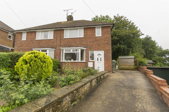 Thumbnail 3 bed semi-detached house for sale in Orchards Way, Walton, Chesterfield