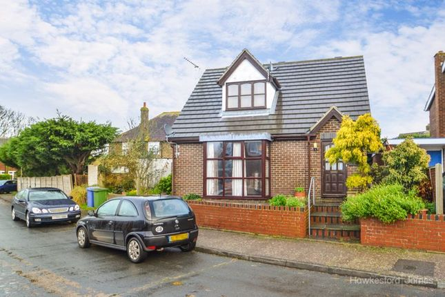 2 bed bungalow for sale in Crouch Hill Court, Lower Halstow, Sittingbourne ME9
