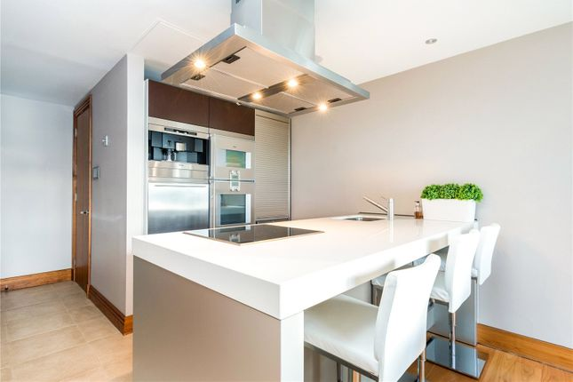 Kitchen of Charters Garden House, Charters Road, Sunninghill, Berkshire SL5