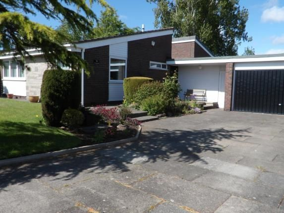 Thumbnail Bungalow for sale in Parklands Drive, Wirral, Merseyside
