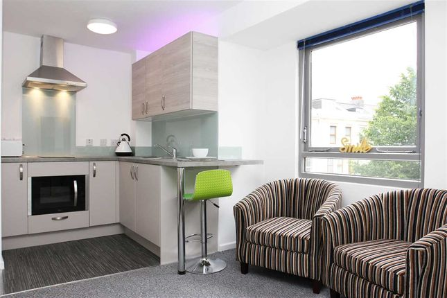 Thumbnail Flat to rent in Emmanuel House, Studio 12, 179 North Road West, Plymouth
