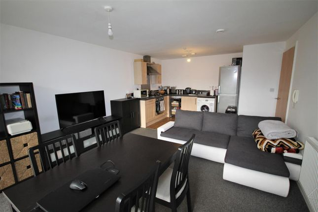 Living Area of Devonshire Road, Eccles, Manchester M30