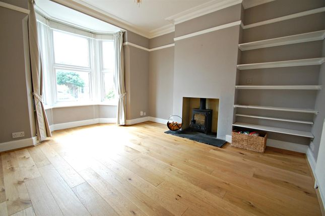 Thumbnail Terraced house to rent in Osborne Road, Petersfield