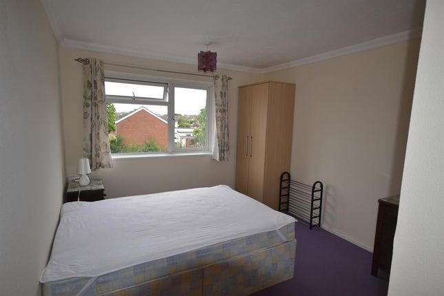 Bedroom of Carlyon Close, Exeter EX1