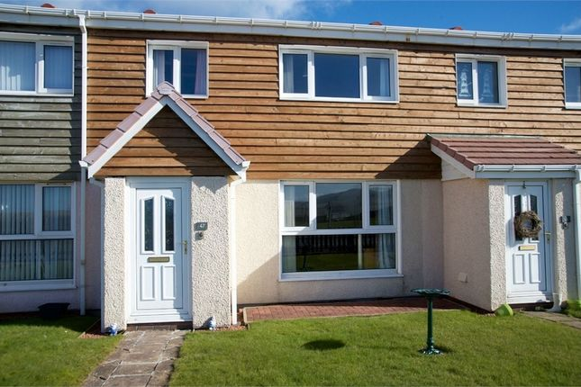 Thumbnail Terraced house for sale in Sound Of Kintyre, Machrihanish, Campbeltown, Argyll And Bute