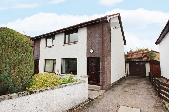 Thumbnail Semi-detached house for sale in 10 Ardness Place, Holm, Inverness