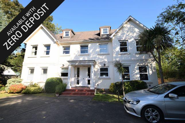 Thumbnail Flat to rent in Bishopstoke Road, Bishopstoke, Eastleigh