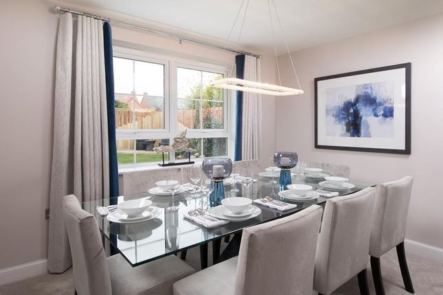 """Dining Area of """"Cambridge"""" at Rykneld Road, Littleover, Derby DE23"""