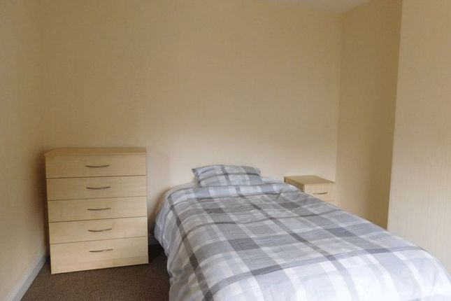 Thumbnail Shared accommodation to rent in West Hill Drive, Mansfield