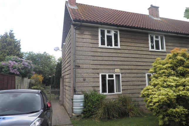 Thumbnail Semi-detached house to rent in Park Avenue, North Walsham