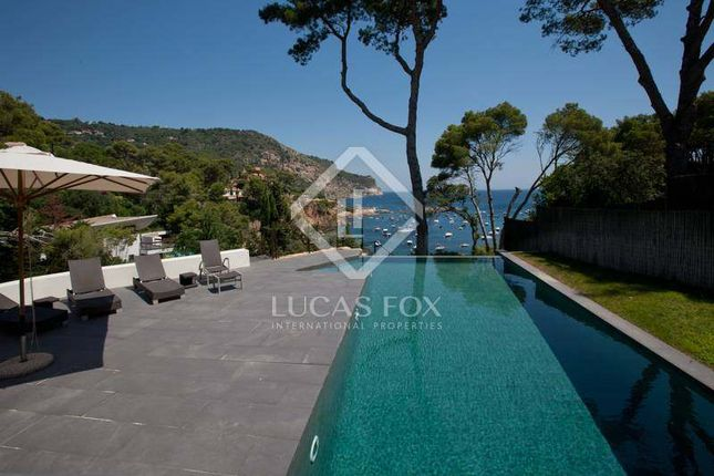 Thumbnail Villa for sale in Spain, Costa Brava, Begur, Aiguablava, Lfcb709