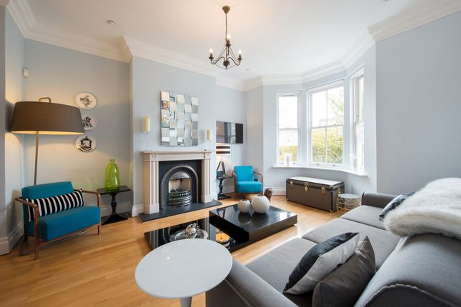 Thumbnail Terraced house for sale in South Hill Park Gardens, Hampstead, London