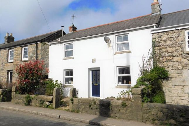 Thumbnail Terraced house for sale in Tyringham Place, Lelant, Cornwall