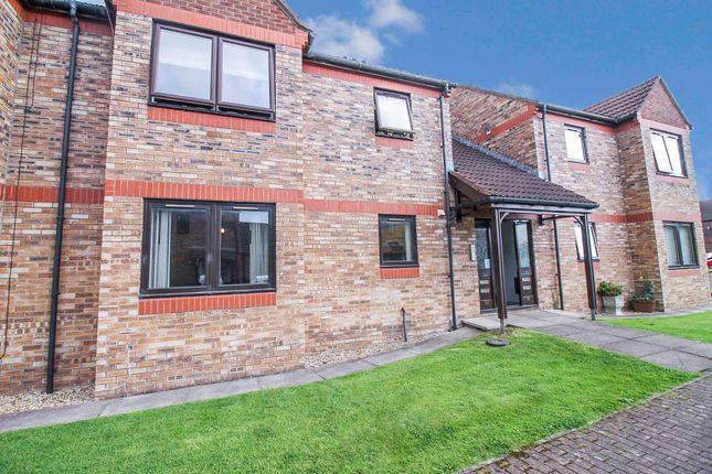 Thumbnail Flat for sale in Brisco Meadows, Carlisle