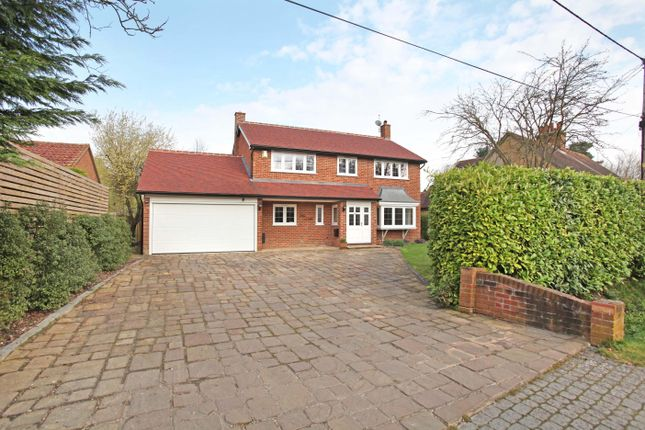 Thumbnail Detached house to rent in Hogmoor Lane, Hurst, Reading