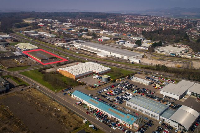 Thumbnail Industrial for sale in Kinnoull Road, Dunsinane Industrial Estate, Dundee