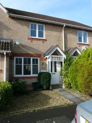 Thumbnail Terraced house to rent in Lapwing Close, Cullompton