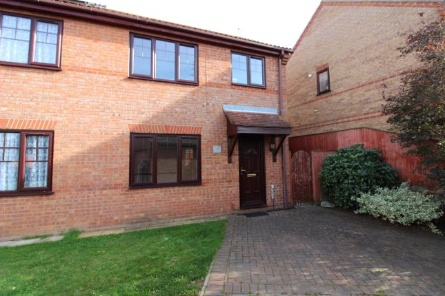 Thumbnail Semi-detached house to rent in Chaukers Crescent, Carlton Colville, Lowestoft