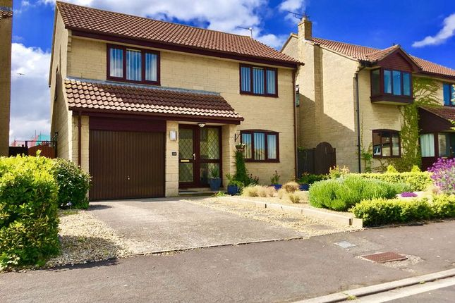Thumbnail Detached house for sale in Lyddon Road, Weston-Super-Mare