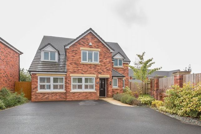 Thumbnail Detached house for sale in Murray Avenue, Farington Moss, Leyland