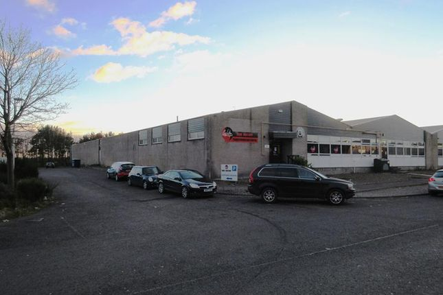 Thumbnail Light industrial for sale in Unit 9 Faraday Road, Southfield Industrial Estate, Glenrothes, Fife