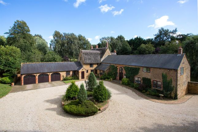 Thumbnail Country house for sale in Pitsford Road, Chapel Brampton, Northampton