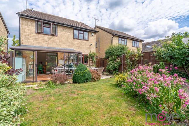 Thumbnail Detached house for sale in Station Road, Bishops Cleeve, Cheltenham