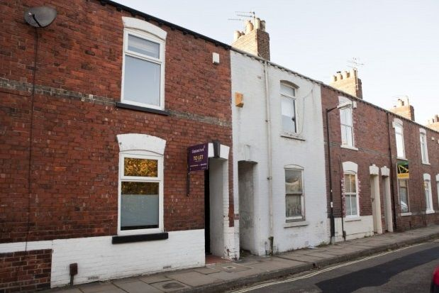 Thumbnail Terraced house to rent in Filey Terrace, York