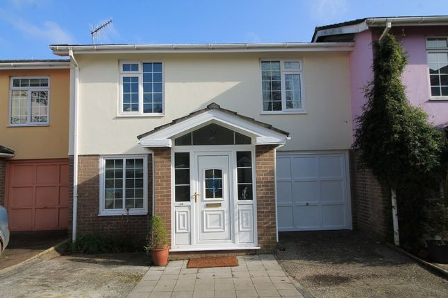 Thumbnail Town house for sale in Knowle House Close, Kingsbridge
