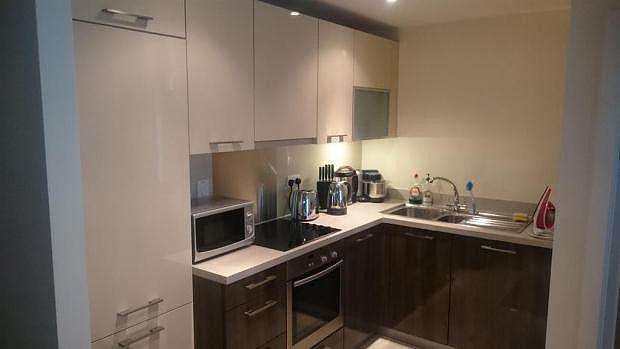 Kitchen of Blackfriars Road, Salford M3