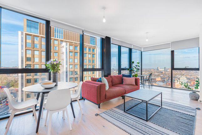 Thumbnail Flat to rent in Highgate Hill, London
