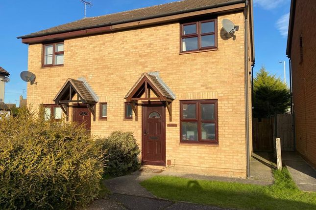 Thumbnail Semi-detached house to rent in Flintwich Manor, Newlands Spring, Chelmsford