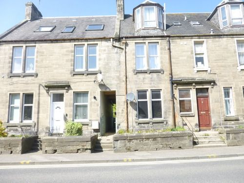 Thumbnail Flat to rent in Pilmuir Street, Dunfermline