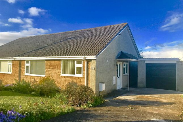 Thumbnail Bungalow to rent in Pandy Road, Bedwas, Caerphilly