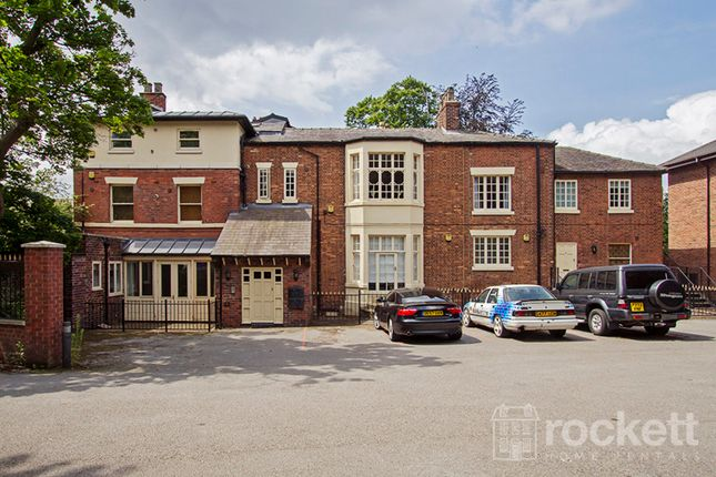 Thumbnail Flat to rent in King Street, Newcastle-Under-Lyme