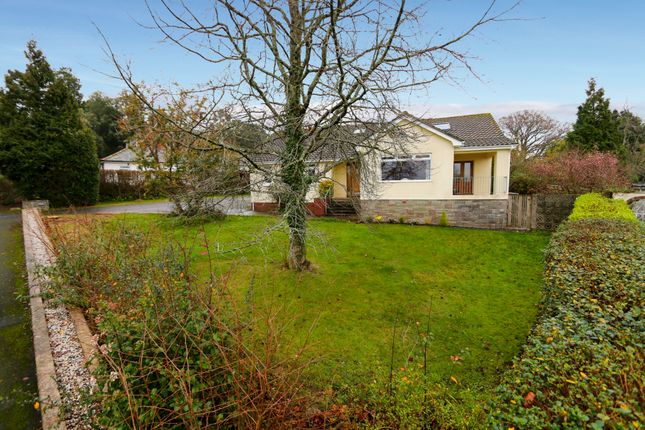 Thumbnail Detached bungalow for sale in Devon House Drive, Bovey Tracey, Newton Abbot
